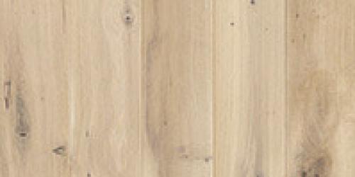Однополосная паркетная доска BarlinekДуб Ivory Grande 1WG000626